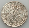 German States:Saxony, German States: Saxony. Johann Georg I Taler 1630 XF - Mounted Cleaned,...