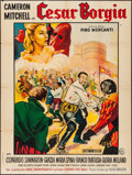 """Movie Posters:Foreign, The Black Duke (Atlantis Films, 1963). French Grande (47.25"""" X63""""). Foreign.. ..."""