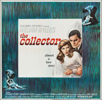 """The Collector (Columbia, 1965). Six Sheet (80"""" X 78.5""""). Thriller"""
