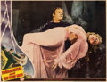 Memorabilia:Movie-Related, Frankenstein Meets the Wolf Man Lobby Card (Universal,1943)....