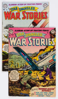 Golden Age (1938-1955):War, Star Spangled War Stories #3 and 9 Group (DC, 1952-53) Condition:Average VG+.... (Total: 2 Comic Books)