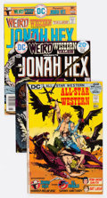 Bronze Age (1970-1979):Western, All-Star Western/Weird Western Tales Group (DC, 1972-77) Condition: Average FN-.... (Total: 26 Comic Books)