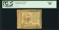 Colonial Notes:Continental Congress Issues, Continental Currency January 14, 1779 $35 PCGS About New 50.. ...