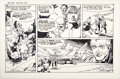 Original Comic Art:Comic Strip Art, Gil Kane Star Hawks Daily Comic Strip Original Art dated7-28-79 (NEA, 1979)....