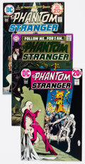 Bronze Age (1970-1979):Horror, The Phantom Stranger Group of 11 (DC, 1970-75) Condition: AverageVF.... (Total: 11 Comic Books)