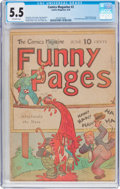 Golden Age (1938-1955):Humor, The Comics Magazine #2 (Comics Magazine Co./Centaur, 1936) CGC FN-5.5 Off-white pages....