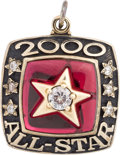 Baseball Collectibles:Others, 2000 Major League Baseball All-Star Game Pendant. ...