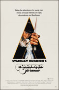 """Movie Posters:Science Fiction, A Clockwork Orange (Warner Brothers, 1971). One Sheet (27"""" X 41"""")X-Rated Style. Science Fiction.. ..."""