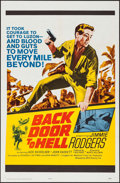 "Movie Posters:War, Back Door to Hell & Other Lot (20th Century Fox, 1964). OneSheets (2) (27"" X 41"") & Title Lobby Card (11"" X 14""). War..... (Total: 3 Items)"