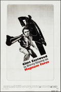 "Movie Posters:Action, Magnum Force & Other Lot (Warner Brothers, 1973). One Sheets(2) (27"" X 41""). Action.. ... (Total: 2 Items)"