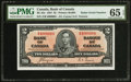 Canadian Currency: , Radar Serial Number BC-22c $2 1937. . ...