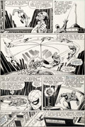 Original Comic Art:Panel Pages, John Byrne and Gene Day Amazing Spider-Man #206 Page 17Original Art (Marvel, 1980)....
