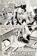 Original Comic Art:Panel Pages, John Byrne and Gene Day Amazing Spider-Man #206 Page 30Original Art (Marvel, 1980)....