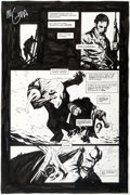 Original Comic Art:Panel Pages, Mike Mignola Hellboy: Seed of Destruction #3 Page 11Original Art (Dark Horse, 1994)....