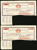 Obsoletes By State:Arkansas, (Little Rock), AR- State of Arkansas War Bond $10 Sep. 25, 1861 Cr. 61K2 Two Examples. ... (Total: 2 items)