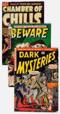 Golden Age (1938-1955):Horror, Comic Books - Assorted Golden Age Horror Comics Group of 10(Various Publishers, 1951-54).... (Total: 10 Comic Books)