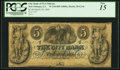 Obsoletes By State:Louisiana, New Orleans, LA - City Bank of New Orleans $5 Mar. 30, 1844 G14c. ...