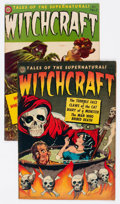 Golden Age (1938-1955):Horror, Witchcraft #4 and 5 Group (Avon, 1951-52) Condition: Average VG....(Total: 2 Comic Books)