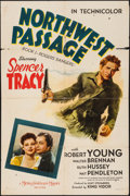 "Movie Posters:Action, Northwest Passage (MGM, 1940). One Sheet (27"" X 41"") Style D.Action.. ..."