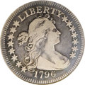 Early Quarters, 1796 25C VF20 NGC....