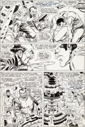 Original Comic Art:Panel Pages, John Buscema and Frank Giacoia Sub-Mariner #5 Page 6Original Art (Marvel, 1968)....