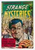 Golden Age (1938-1955):Horror, Strange Mysteries #8 (Superior Comics, 1952) Condition: VG/FN....