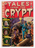Golden Age (1938-1955):Horror, Tales From the Crypt #26 (EC, 1951) Condition: VG/FN....