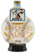 Baseball Collectibles:Others, Baseball 100th Anniversary Decanter. ...
