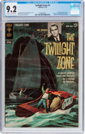 Silver Age (1956-1969):Horror, Twilight Zone #1 (Gold Key, 1962) CGC NM- 9.2 Off-white to whitepages....