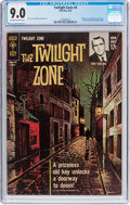 Silver Age (1956-1969):Horror, Twilight Zone #4 (Gold Key, 1962) CGC VF/NM 9.0 Off-white to whitepages....