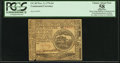 Colonial Notes:Continental Congress Issues, Continental Currency November 2, 1776 $4 PCGS Apparent Choice AboutNew 58.. ...