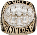 Football Collectibles:Others, 1994 San Francisco 49ers Super Bowl XXIX Salesman's Sample Ring. ...
