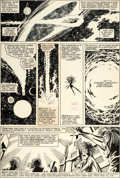 Original Comic Art:Panel Pages, John Byrne and Terry Austin X-Men #135 Story Page 12Original Art (Marvel, 1980)....