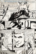 Original Comic Art:Panel Pages, Neal Adams Strange Adventures #214 Story Page 20 DeadmanOriginal Art (DC, 1968)....