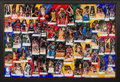 """Basketball Cards:Unopened Packs/Display Boxes, 2010 NBA Legends of Basketball """"We Made This Game"""" Multi-Signed Original Artwork (Special Collector's Edition 2/60)...."""