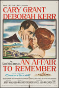 "Movie Posters:Romance, An Affair to Remember (20th Century Fox, 1957). One Sheet (27"" X 41""). Romance.. ..."