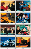 "Movie Posters:Animation, The Iron Giant (Warner Brothers, 1999). Lobby Card Set of 8 (11"" X 14""). Animation.. ... (Total: 8 Items)"
