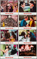 "Movie Posters:Academy Award Winners, Gone with the Wind (MGM, R-1974). Lobby Card Set of 8 (11"" X 14""). Academy Award Winners.. ... (Total: 8 Items)"