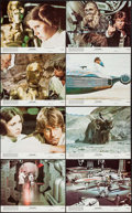 """Movie Posters:Science Fiction, Star Wars (20th Century Fox, 1978). Mini Lobby Card Set of 8 (8"""" X10""""). Science Fiction.. ... (Total: 8 Items)"""