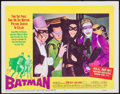 "Movie Posters:Action, Batman (20th Century Fox, 1966). Lobby Card (11"" X 14""). Action....."