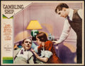 "Movie Posters:Drama, Gambling Ship (Paramount, 1933). Lobby Card (11"" X 14""). Drama....."