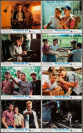 "Movie Posters:Adventure, Stand By Me (Columbia, 1986). Mini Lobby Card Set of 8 (8"" X 10"").Adventure.. ... (Total: 8 Items)"