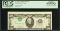 Error Notes:Inverted Third Printings, Fr. 2076-C $20 1988A Federal Reserve Note. PCGS Gem New 65PPQ.. ...