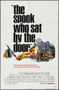 "Movie Posters:Blaxploitation, The Spook Who Sat by the Door (United Artists, 1973). One Sheet(27"" X 41""). Blaxploitation.. ..."