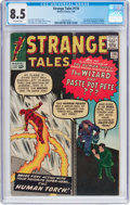 Silver Age (1956-1969):Superhero, Strange Tales #110 (Marvel, 1963) CGC VF+ 8.5 Off-white pages....