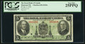 Canadian Currency: , Montreal, PQ- The Royal Bank of Canada $5 Jan. 2, 1935 Ch. #630-18-02a.. ...
