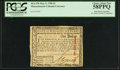 Colonial Notes:Massachusetts, Massachusetts May 5, 1780 $1 PCGS Choice About New 58PPQ.. ...