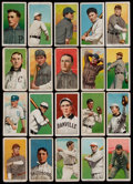 Baseball Cards:Lots, 1909-11 T206 White Border Collection (20)....