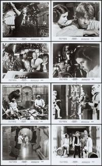 """Star Wars (20th Century Fox, 1977). Photo Set of 14 (8"""" X 10""""). Science Fiction. ... (Total: 14 Items)"""