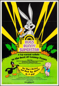 """Movie Posters:Animation, Bugs Bunny Superstar & Other Lot (Warner Brothers, 1976). OneSheets (2) (24.5"""" X 36.5"""" & 27"""" X 41""""). Animation.. ... (Total:2 Items)"""
